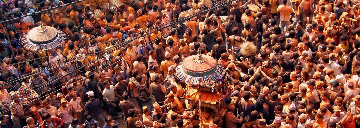 Bisket Jatra Festival Tour