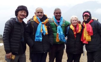 Everest Cho La Pass Trek