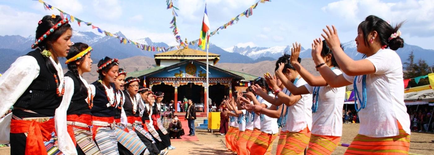 Gyalpo Lhosar Tour