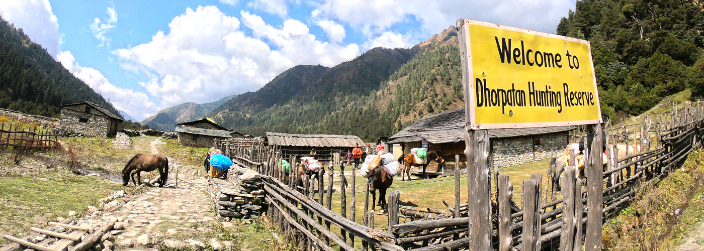 Hunting Reserve Tour in Nepal