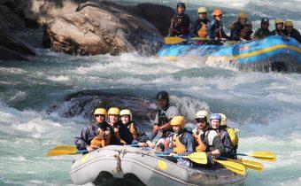 Kaligandaki River Rafting