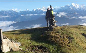 Piky Peak Trekking