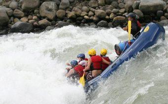 Tamor River Rafting