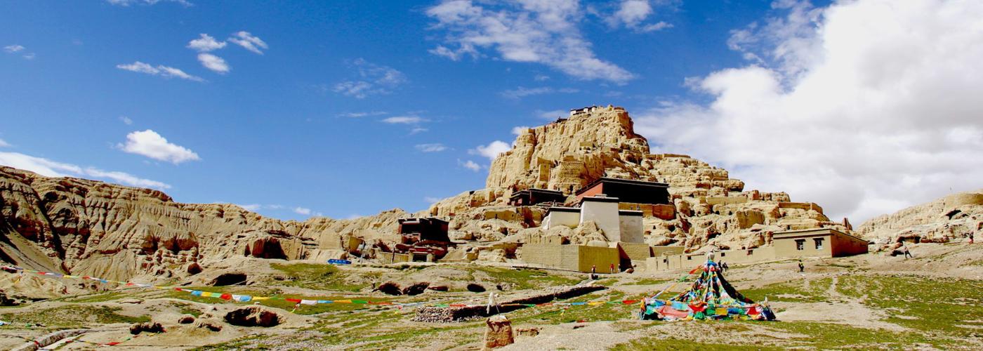 Tibet Overland with EBC Tour